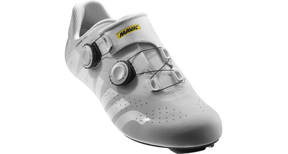 Mavic Cosmic Pro Shoes Unisex White/White/Black